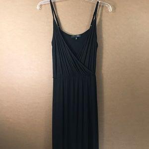 2fd360cc9b WILA Dresses - Wila Black Chic Spaghetti Strap Maxi Dress NWT